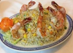 Ρύζι με αυγό - Rice with egg